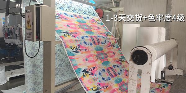 泳衣数码印花厂家
