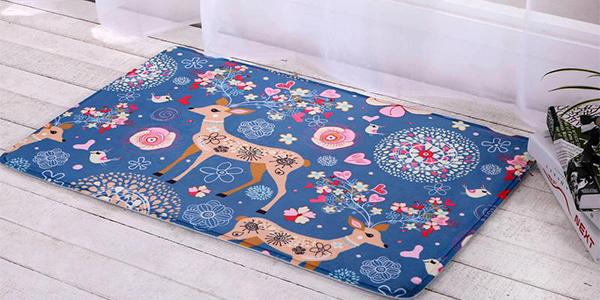 数码印花地毯