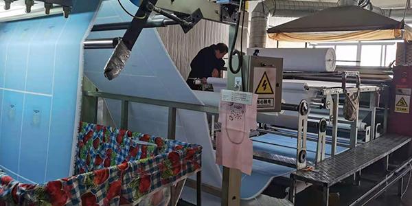 纺织品印花
